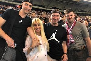47-летняя российская телеведущая стала мамой