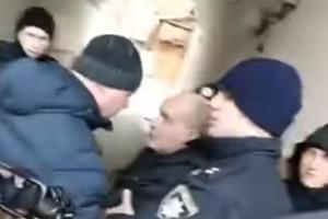В Харькове мужчина жестко