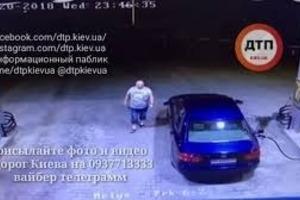 Забув вийняти: через тупого водія злетіла в повітря заправка під Києвом