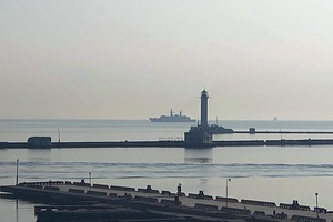 В одесский порт зашло сразу шесть кораблей НАТО
