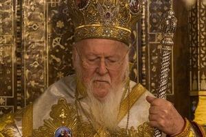 Вселенский патриарх обратился к украинцам по поводу автокефалии
