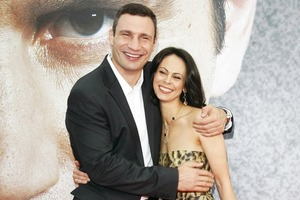 Жена Кличко пошла по стопам Леди Гаги