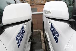 ОБСЕ подтвердила гибель мужчины при обстреле автобуса в Оленовке