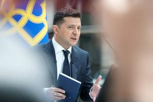 Зеленский пригласил Россию на саммит Крымская платформа