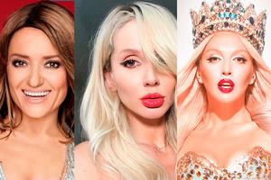 Украинские звезды в жизни. Полякова, Лобода и Могилевская без макияжа