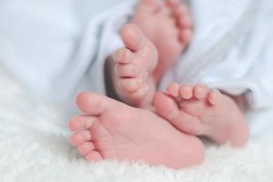 Женщина с двумя матками родила близнецов