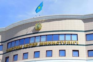 Казахстан опроверг заявление замглавы МИД РФ Панкина про «консолидированный» ответ ЕАЭС на западные санкции