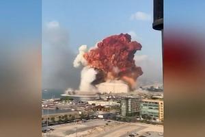 Российский след во взрыве в Бейруте.