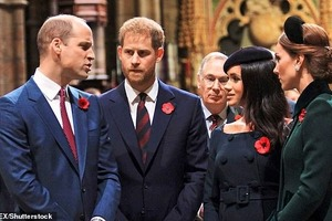 Праздник врозь? Королевские пары рассорились из-за герцогинь