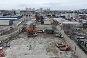 Строительный скандал. Воинская часть отдала 8 га земли в Киеве взамен 150 квартир