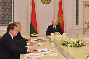 Лукашенко сделал первое заявление после дня выборов.