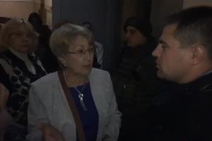 Активисты сорвали концерт Райкина в Одессе