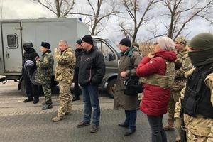 ДНР передала Україні 13 ув'язнених