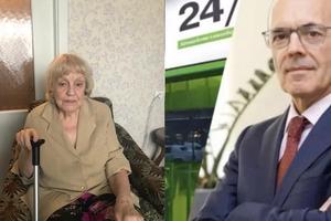 Колишня жертва фашистської окупації звернулася до нового голови ПриватБанку Герхарда Бьоша з проханням повернути вкрадений банком депозит
