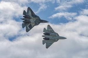 Выяснилось, зачем Россия перебросила в Сирию новые истребители