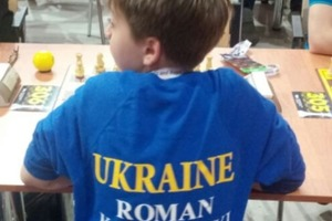 I do not understand you: маленький український шахіст потролив росіянина