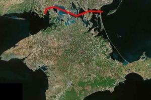 Відповідь на Керченський міст: Україна перетворить Крим на острів
