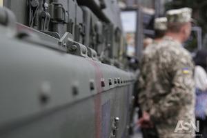 В ході мінометного обстрілу на Донбасі загинув український військовий – штаб