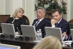 Луценко: Закон о реинтеграции дает возможность жителям Донбасса получить компенсации за утраченное имущество