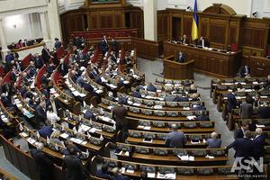 Рада не приняла ни одной из половины поправок к языковому закону