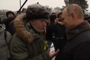 Путин встретился с сыном однополчанина своего отца. Сравните внешность и возраст