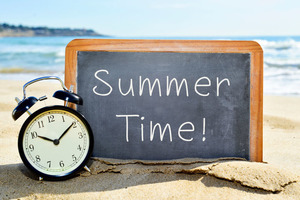 Украинцы уже на этих выходных перейдут на летнее время