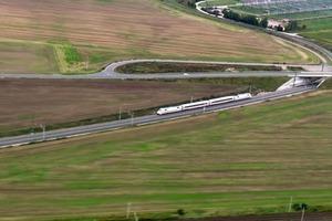 Новый скоростной поезд появился в Германии