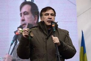 Саакашвили заявил, что готов сотрудничать с Порошенко