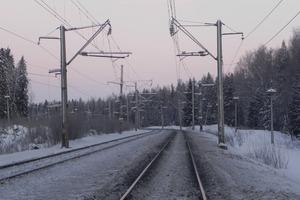 Снегопады в Украине: в пути задерживается ряд пассажирских поездов