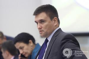Климкин пообещал новые антироссийские санкции