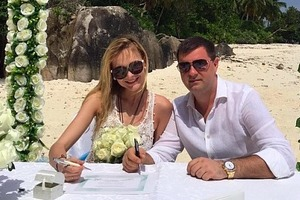 Известная модель развелась со скандальным донецким бизнесменом Щуром