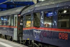В результате столкновения поездов в Германии пострадало 54 человека (видео)