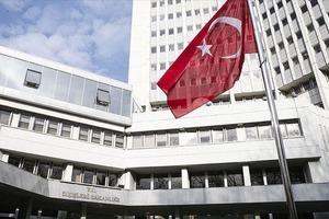 Анкара не признает выборы в аннексированном Крыму