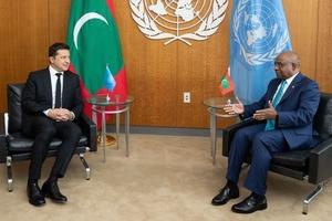 Зеленский: Приоритетом ООН должно быть предотвращение милитаризации Крыма