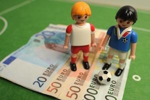 Силовики установили участие 67% футбольных клубов в Украине к договорным матчам