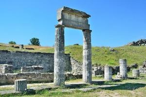 В оккупированном Крыму рухнула знаменитая древнегреческая арка