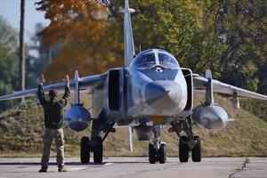 Су-27 vs F-15: Украинские военные выиграли учебный бой