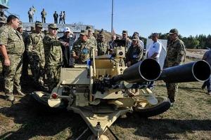 Украина испытала новое сверхоружие. Впечатляющие кадры