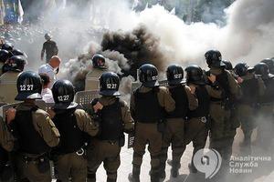 Объявлено подозрение одному из участников столкновений под Радой – Нацполиция