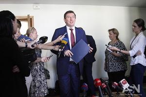 Хабар $800 тис. детективу НАБУ: Луценко назвав підозрюваного