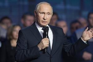 Путин после выборов выступил с циничным заявлением об Украине