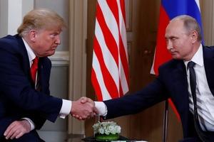 У Гельсінкі почалася зустріч Трампа з Путіним