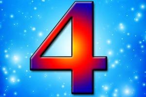 Символ надежды и безопасности: значение числа 4