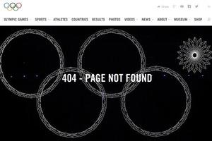 МОК жорстко висміяв конфуз росіян на Олімпіаді в Сочі