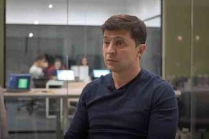Зеленський розповів про зустріч з Порошенком в грудні 2018 го