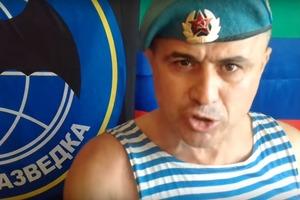 С 23 февраля. Российский десантник назвал Путина убийцей и призвал бойкотировать выборы