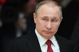 Путин в Крыму заговорил по украински