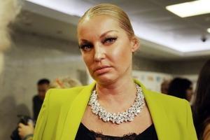 Волочкова обругала свою подписчицу матом