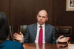 Міністра охорони здоров'я Степанов про COVID-19: буде дуже важко