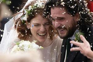 Джон Сноу женился на одичавшей. Самые яркие моменты свадьбы